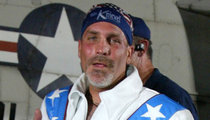 Robbie Knievel Arrested For DUI After 4-Car Wreck