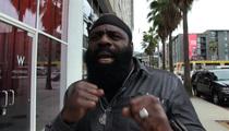 Kimbo Slice to Ken Shamrock -- 'I'm Gonna Break Your Jaw!'