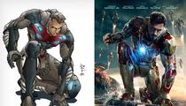 'Iron Man' -- One Good Suit Deserves Another