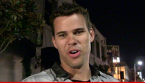 Kris Humphries -- Apologizes for Shot at Bruce Jenner ... 'I Was Too Vague'
