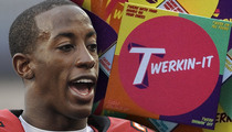 NFL's Phillip Buchanon -- I Invented Twerking ... On A Board Game