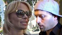 Pam Anderson, Rick Salomon Divorce Settled ... Pam Scores $1 Mil