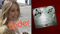 Hilary Duff -- My Tinder Profile is Legit! I've Got 9 Guys Lined Up