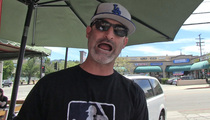 'Hangover's Brody Stevens -- Empty Orioles Game Sucked ... For The Working Man