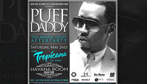 Diddy -- When in Vegas ... Bring Extra Protection!