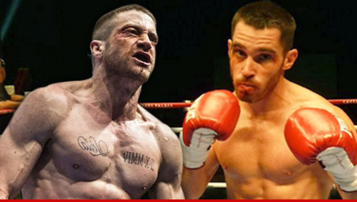 bdf889ce3309a3 Jake Gyllenhaal -- DUDE CAN FIGHT ... Says World Champion Co-Star ...