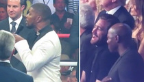 Jake Gyllenhaal -- Not Moved by Jamie Foxx's National Anthem (VIDEO)
