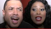 Benzino & Althea Eaton -- Getting Marriage Counseling ... And it Pays TOP Dollar
