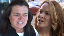 Rosie O'Donnell -- No Drug Testing for Her in Custody War