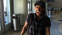 Pro Surfer Jadson Andre -- I Farted 48 Times In One Night!