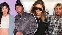 Tyga -- Kylie Jenner's a VERY Mature Teenager (TMZ TV)