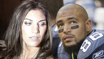 Hope Solo's Husband -- Sentenced to 30 Days In Jail ... In Team USA DUI