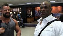 Ronnie Coleman's Bodybuilding Tips -- Blacker Is Better