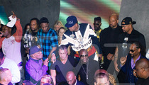 Floyd Mayweather -- Training Off, Party On! ... Clubbin' With Huge Rap Stars