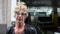 Guns N' Roses Bassist Duff McKagan -- 'Sweet Child O' Mine' WAS Jacked ... JK???
