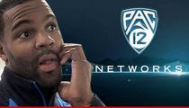Braylon Edwards -- Not Blackballed ... Says Pac-12 Network