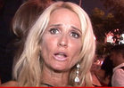 Kim Richards -- Criminally Charged in Drunken Rampage