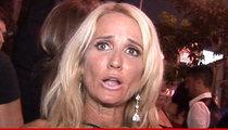 Kim Richards -- Criminally Charged in Drunken Rampage