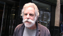 Grateful Dead Guitarist Bob Weir -- Cold Shoulder ... Passes On the Cherry Garcia
