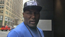 Anthony 'Rumble' Johnson -- Jon Jones Will Return ... And I'll Beat His Ass When He Does!!