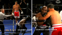 Mitt Romney Vs. Evander Holyfield ... Bumble in the Jungle!!! (VIDEO)