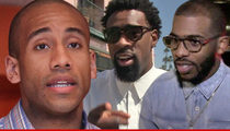 Chris Paul & DeAndre Jordan -- 'Beef' Is Total BS ... Says Clippers Teammate