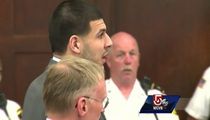 Aaron Hernandez -- I Didn't Shoot Murder Witness in the Face ... to Intimidate Him