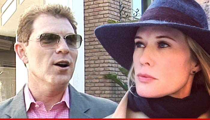 Bobby Flay's Wife Screw You And The Horse You Rode In On