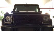 Carlos Boozer -- Batman Can't Touch My $250k Blackmobile (PHOTOS)