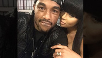 Blac Chyna -- Dating Boxing Superstar ... But No Bangin' for 4 Weeks