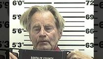 Sam Shepard -- One Tequila, Two Tequila ... Busted for DUI