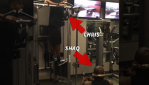 Chris Webber -- I'M DEAD WEIGHT ... For Shaquille O'Neal