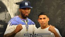 Boxer Yuriorkis Gamboa -- I'm Not Ditching 50 Cent ... Over Bankruptcy