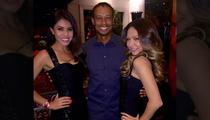 Tiger Woods -- Not Banging Super Hot Bikini Model ... Says Super Hot Bikini Model