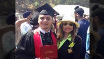 Michael Jackson's Son Prince -- I Graduated With High Distinction!!! (PHOTO)