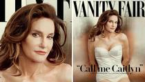 Caitlyn Jenner – Trashy Lingerie Big Winner In VF Cover