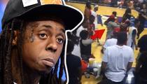Lil Wayne -- I've Got a Funny/Violent Way to Promote Non-Violence (TMZ TV)