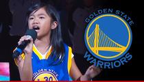 Golden State Warriors -- Unleashing Tiny Secret Weapon ... For NBA Finals