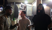 NBA's James Harden -- I Didn't Steal from Lil B ... I Don't Know Who He Is!