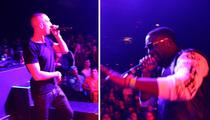 Chet Haze — N-Word Card Revoked by Black Rapper Friend