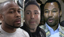 Shane Mosley & Roy Jones  -- Hey Oscar De La Hoya ... We'll Fight You
