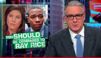 Keith Olbermann -- SUSPEND HOPE SOLO ... U.S. Coach Is a Disgrace