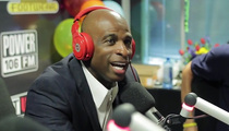Deion Sanders Warns Oscar De La Hoya -- COMEBACK IS HUGE MISTAKE!!!