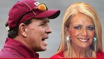 Florida State Coach Jimbo Fisher -- Calls Audible On Marriage ... We're Separating