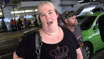 Mama June -- Cancel the Duggars ... 'Wrong is Wrong' (VIDEO)