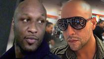 Lamar Odom -- Kardashians Worried Best Friends OD Could Trigger Drug Binge