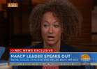 Rachel Dolezal -- 'I Identify As Black' (VIDEO)