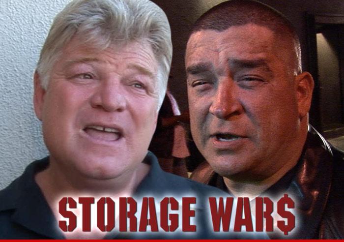 storage wars this bid s gonna hurt brawl breaks out at