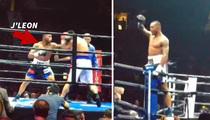 Blac Chyna -- My Boxer BF Won ... So, Let's Bang (Finally)