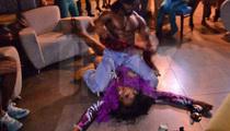 'Love & Hip-Hop: Atlanta' Star Momma Dee -- Gets Plowed By Beefy Stripper (VIDEO)